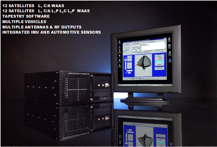 Navigation Laboratories | Leaders in GPS Simulators